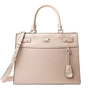 Michael Kors REAGAN Large Satchel